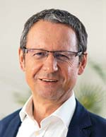 Josef Pfabigan – VIER PFOTEN Stiftungsvorstand